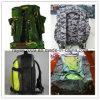 Изготовленный на заказ черное /Green /Blue Нервюр-Останавливает Backpack функции напольный