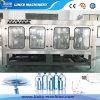 El llenado automático de líquidos que capsula y máquina de etiquetado