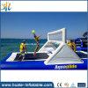 Aufblasbares Wasser-Bereich-/Inflatable-Volleyball-Gerichts-/Inflatable-Wasser-Spiel