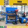 Pequeña pavimentadora hidráulica Qt4-30 que hace la máquina
