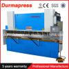 Máquina de dobramento hidráulica do CNC do freio da imprensa da máquina da estaca e de dobra do metal de folha com venda quente padrão do Ce nos EUA