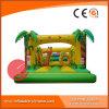 Verschiedene Arten der Kinder, die aufblasbaren Prahler T1-502 springen