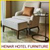 Moderner Möbel-Wagen-Aufenthaltsraum mit Osmanen für Hotel-Schlafzimmer
