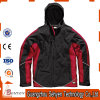 Mens-Funktion gesteppte Polyester-Winter-warme Vlies Softshell Umhüllung