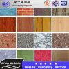 Colorir a bobina de aço revestida de Ral 5016 da telha de telhado a cor revestida de aço