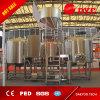 máquina comum da produção do álcôol etílico do equipamento da fabricação de cerveja de cerveja 1500L