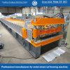 側面図を描く冷間圧延された屋根シート機械を形作る