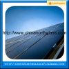 vetro Tempered del comitato solare del ferro basso di 3.2/4mm