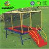 Mini Square Trampoline avec Ladder (LG054)