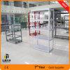 Le support réglable de rivet, facile assemblent l'étagère, entrepôt étire le fabricant