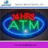 Изготовленный на заказ знак ATM СИД полного цвета овальный
