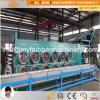 Machine de refroidissement de Lot-hors fonction en caoutchouc de partie avec la conformité de la CE de GV de la BV