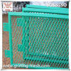 PVC verde Coated Expanded Metal per Fence