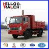 Sinotruk 10 톤 경트럭 4X2 쓰레기꾼 트럭 팁 주는 사람 트럭