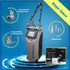 Laser fractionnaire de CO2 de rf pour le déplacement de cicatrice de ride et d'acné