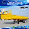 50tons 40ft de Zij Semi Aanhangwagen van de Raad met de Sloten van de Draai van de Container