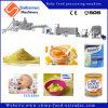 Cadena de producción del bocado de los alimentos para niños máquina alimenticia de la potencia