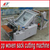 2015 Chinesen Supplier Automatic Cutting Machine für Plastic pp. Woven Sack