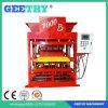 Machine automatique de brique de boue d'Eco Mater 7000plus de production de brique d'argile