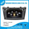 Автомобиль Auto DVD на Mazda 3 2010-2012 с Строить-в набором микросхем RDS Bt 3G/WiFi DSP Radio 20 Dics Momery GPS A8 (TID-C034)