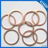 Rondelles de cuivre/rondelle plate d'en cuivre pour des machines