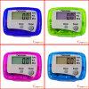 Pedometro Bracelet/G Sensor Pedometer Manual/Wristband Pedometer con Accelerometer/Free Pedometer 2015