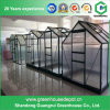 La vendita calda più forte Curvare-Progetta la serra del policarbonato