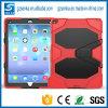 Proteger por completo el caso a prueba de choques de la defensa de la Anti-Gota del rectángulo de la cubierta para el iPad FAVORABLES 9.7