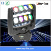 8PCS 10W LED Spider Moving Head Light