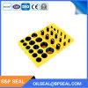 como 568 rectángulo estándar del amarillo del kit del anillo o de 5c 382PCS