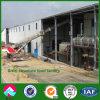 Construcción prefabricada de la estructura de acero del almacén de la azotea