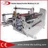 Automático de rollo de cinta adhesiva de la etiqueta de corte longitudinal de la máquina laminadora (DP-1600)