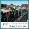 De Container van Hesco/Barrière Hesco/VerdedigingsBarrières Hesco voor Militair