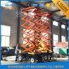 De hydraulische Elektrische Ladder van de Schaar met Ce