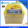 Новый Digital Thermostat и Humidity Battery Mini Egg Incubator 96 Eggs