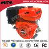 Motor de gasolina del retroceso/cilindros del comienzo eléctrico mini de 2