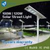 Indicatore luminoso di via solare diretto della fabbrica astuta 120W con il corso della vita lungo