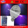 Рождество Rotation СИД Light 3W крытое СИД Stage Light