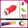 De kleurrijke MiniLader van de Auto USB voor Elektronische Sigaret U3