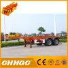 De professionele Semi Aanhangwagen van de Container van de Vervaardiging met Uitstekende kwaliteit
