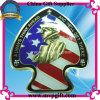 3D anunciado Challenge Coin para Collection Gift