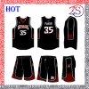 Ozeasonのカスタムスポーツ・ウェアのチーム乾燥した適合のバスケットボールジャージー