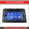 GPS를 가진 Toyota Prado, Bluetooth를 위한 특별한 Car DVD Player. (CY-T016)