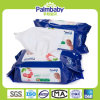 Bebê Wet Wipes, Hand e Mouth Cleaning Wipes