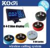 Servicio Wireless sistema de llamada para restaurante