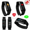 Neues Form-Farben-Touch Screen Bluetooth Armband Z4