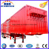 трейлер общего назначения коробки трактора тележки насыпного груза 3axle 50t Semi