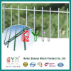 Qym-Galvanized ou Powder Coated Double Wire Fence