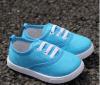 Chaussure de toile d'enfants, chaussures de sport de bébé, chaussures occasionnelles d'enfants