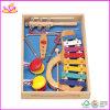 2014 het Nieuwe Houten Muzikale Stuk speelgoed van het Instrument, Populair Houten Muzikaal Instrument en het Hete Kleurrijke Muzikale Instrument Vastgestelde W07A044 van de Verkoop